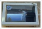 Aufliegelampe mit geringer Wärmeabstrahlung